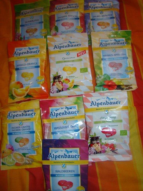 Alpenbauer Sortiment