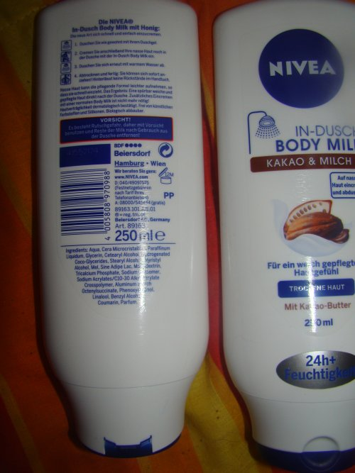 Bodymilk