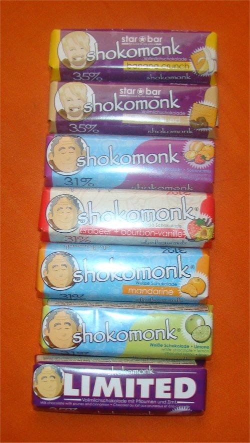 shokomonk Limited