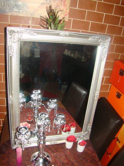 silbener Spiegel