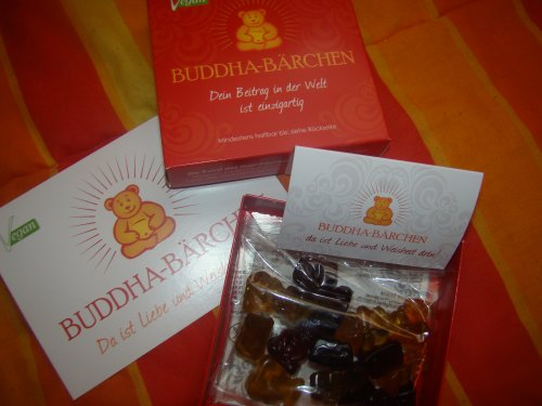 Buddha Bärchen
