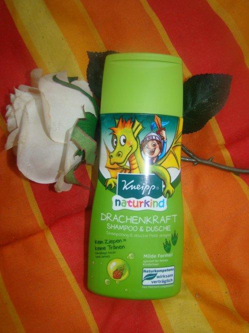 Drachenkraft Shampoo Dusche