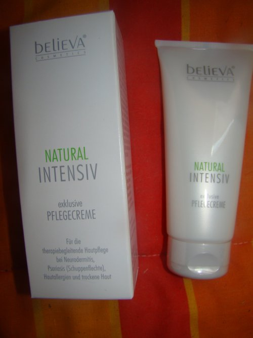 Natural Intensiv Pflegecreme