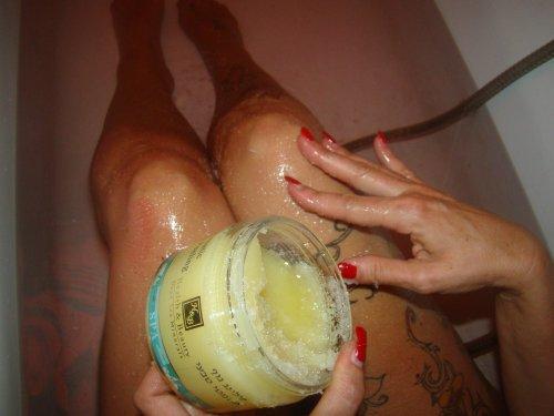 Zitrus Body Peeling