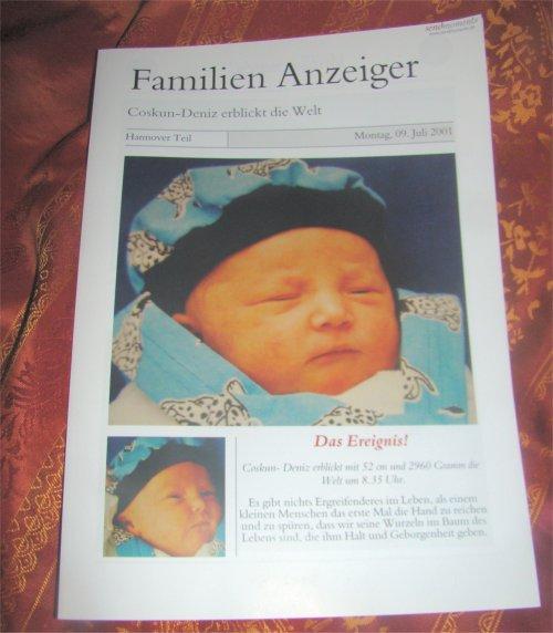 Familienzeitung