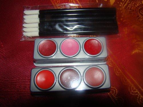 Lippenstift Tester