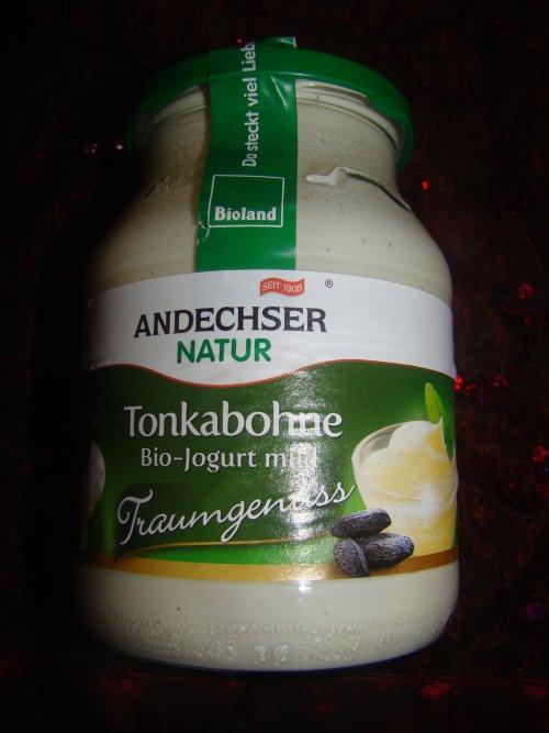 Tonkabohne Joghurt