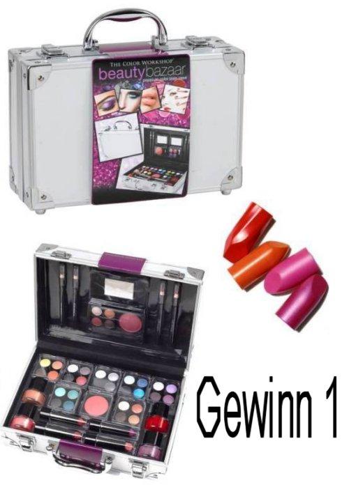 Beauty Bazaar Gewinn 1