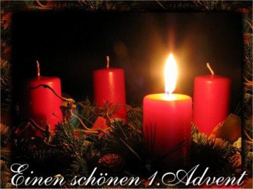 Gewinnspiel 1 Advent
