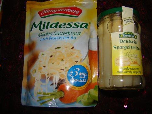 Mildessa und Spargel