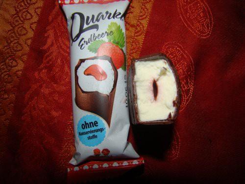 Quarki Erdbeere