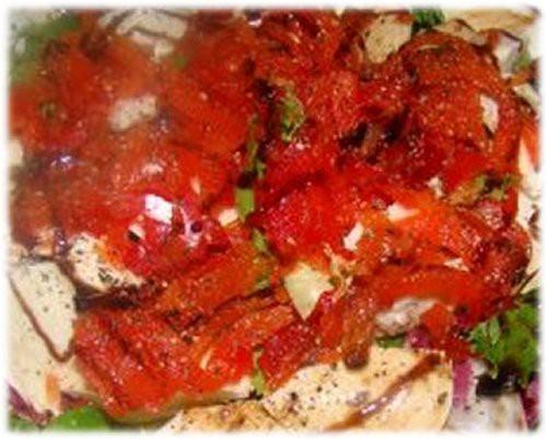 Salat mit Barilla