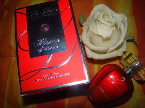 La Rive Flame of Love