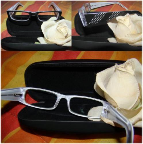 Mein neues Brillengestell
