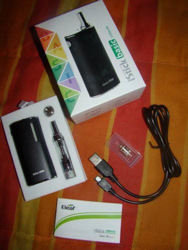 Eleaf iStick Basic Kit GS-Air 2 Inhalt