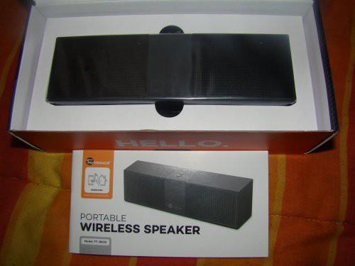 Tao Tronics Wireless Speaker
