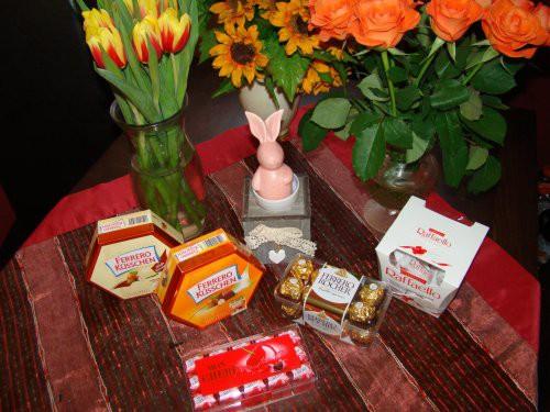 Frühlingserwachen mit Ferrero