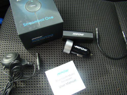 Mpow Streambot One Bluetooth 4.0 freisprecheinrichtung