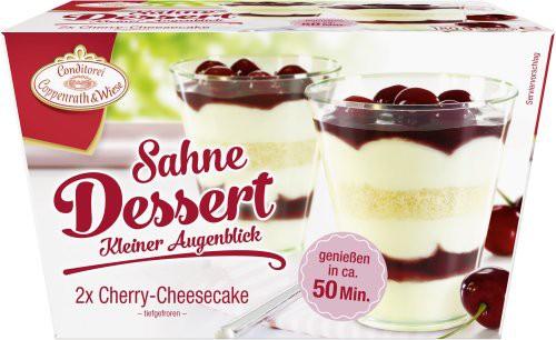 Kleiner Augenblick Cherry Cheesecake