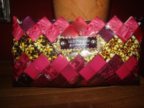 Golden Marsala Wallet