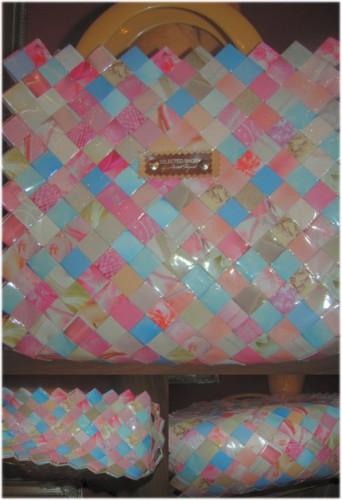 Pastel Mozaic Tasche