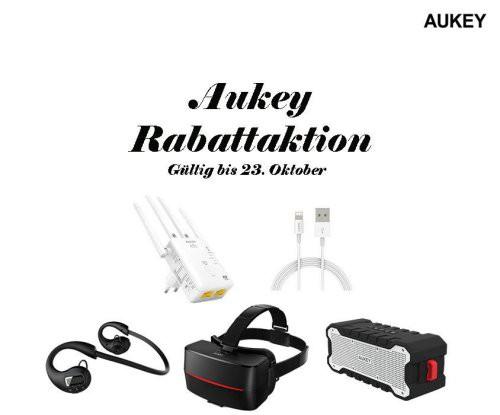 aukey-rabattaktion