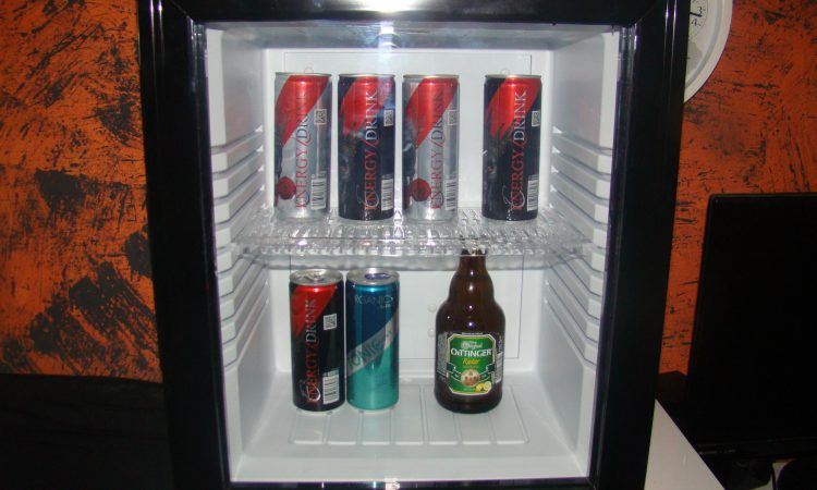 Minibar Kühlschrank : Mks minibar mini kühlschrank liter schwarz