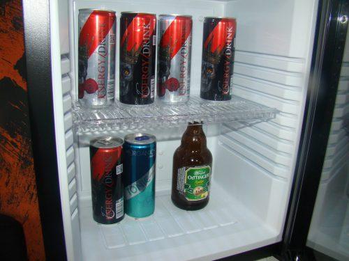 Mini Kühlschrank Mit Werbung : Klarstein minibar mini kühlschrank
